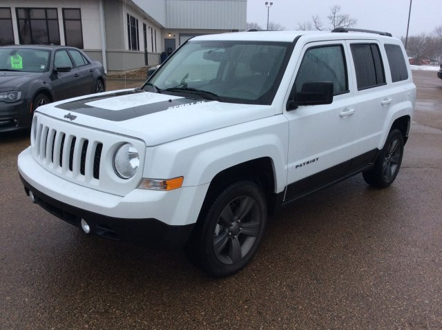 Pre Owned 2017 Jeep Patriot Sport Se Fwd Sport Utility