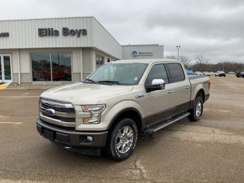 Pre-Owned 2017 Ford F-150 Lari